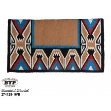 """COUNTRY LEGEND TEEPEE STANDARD SHOW BLANKET, 38"""" x 34"""""""