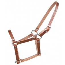 MINATURE HORSE LEATHER HALTER