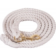MUSTANG COTTON LEAD WITH BOLT SNAP