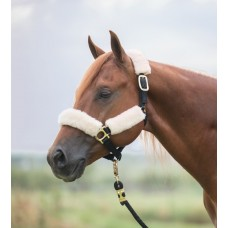 MUSTANG COMFORT FLEECE HALTER COVER