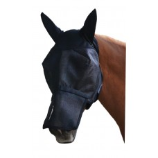 ABSORBINE ULTRASHIELD FLY MASK WITH REMOVABLE NOSE - WITH EARS