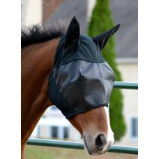 ABSORBINE ULTRASHIELD FLY MASK WITH EARS COUNTER DISPLAY