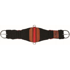 MUSTANG BLACK ROPER CINCH