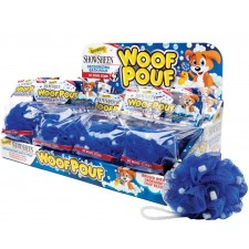 ABSORBINE WOOF POUF FOR DOGS - DISPLAY BOX OF 16