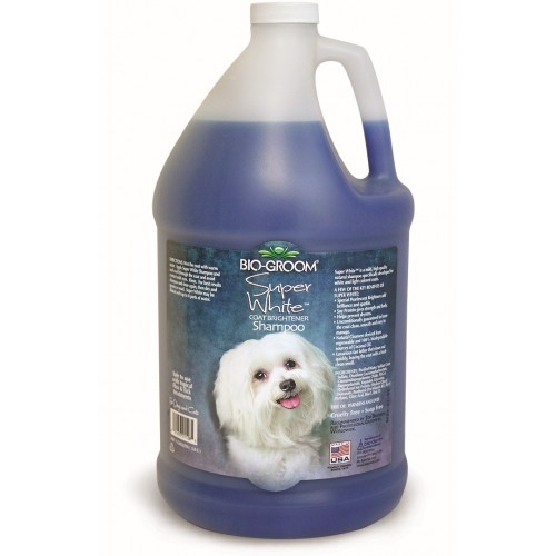 BIO-GROOM SUPER WHITE - 3.8 L