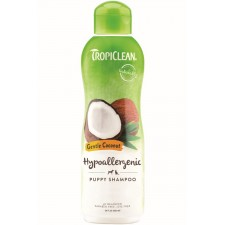 TROPICLEAN GENTLE COCONUT HYPO-ALLERGENIC SHAMPOO (PUPPY & KITTEN) - 592 ML READY TO USE