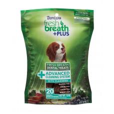 TROPICLEAN FRESH BREATH - CHEWS
