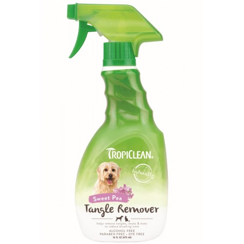 TROPICLEAN TANGLE REMOVER, 473 ML