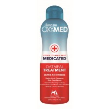 TROPICLEAN OXY MED MEDICATED RINSE - 592 ML READY TO USE