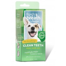 TROPICLEAN FRESH BREATH CLEAN TEETH GEL, 59 ML