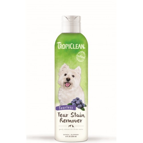 TROPICLEAN TEAR STAIN REMOVER, 592 ML