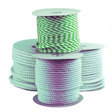 "1/2"" COTTON ROPE - 640 FOOT COIL"