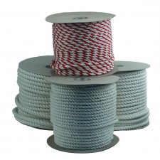 "COTTON ROPE - FULL COIL, 5/8"" X 550'"