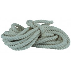 COTTON ROPE - 50' HAND, 5/8""