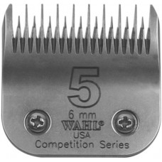 WAHL COMPETITION SERIES DETACHABLE BLADES - #5ST-SKIP COARSE