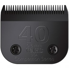 WAHL ULTIMATE COMPETITION SERIES DETACHABLE BLADES - #40 - SURGICAL