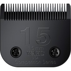 WAHL ULTIMATE COMPETITION SERIES DETACHABLE BLADES - #15-MEDIUM FINE