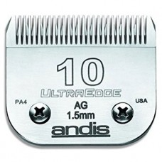 ANDIS AG DETACHABLE BLADES - #10 - MEDIUM CUT