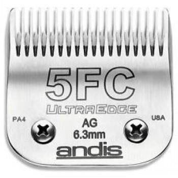 ANDIS AG DETACHABLE BLADES - #5FC - FINISH CUT