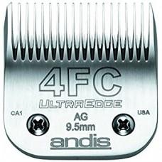 ANDIS AG DETACHABLE BLADES - #4FC - FINISH CUT