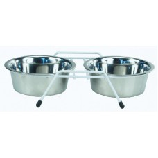STAINLESS STEEL DOUBLE DINER - 400 ML