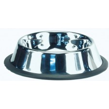 STAINLESS STEEL NO-TURN BOWL - 1000 ML