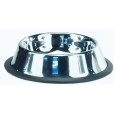 STAINLESS STEEL NO-TURN BOWL - 1650 ML