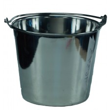 STAINLESS STEEL PAIL - 6000 ML