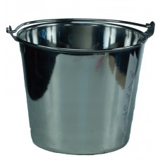 STAINLESS STEEL PAIL - 8000 ML