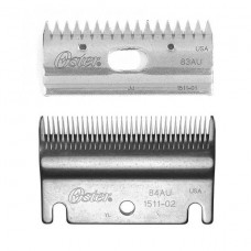 OSTER TOP/BOTTOM BLADE PACK