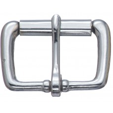 "#50 ROLLER BUCKLE - 1"" CHROME"