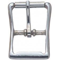 "#150 ROLLER BUCKLE - 1"" CHROME"