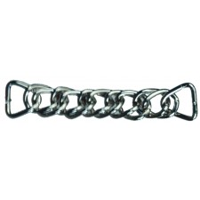 """4 1/2"""" CURB CHAIN - DOUBLE LINK"""