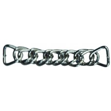 "4 1/2"" CURB CHAIN - DOUBLE LINK"