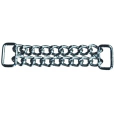 "4 1/2"" CURB CHAIN - DOUBLE ROW"
