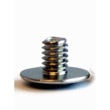CHICAGO SCREWS - SCREW ONLY - 1/4""