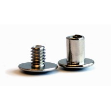 CHICAGO SCREWS - SET - 1/4""