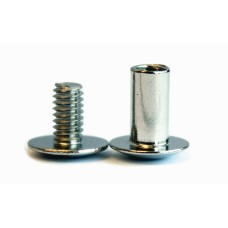 CHICAGO SCREWS - SET - 3/8""