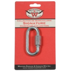 "ZINC PLATED QUICK LINK 8MM, 5/16"" X 2 7/8"""
