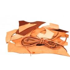 BAG O'LEATHER - 2 1/2 LB BAG