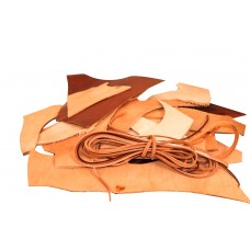 BAG O'LEATHER - 1 LB BAG