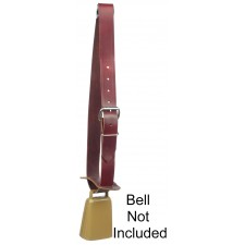 LEATHER BELL COLLAR