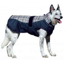 CENTURY TIGER DELUXE PLAID DOG COAT
