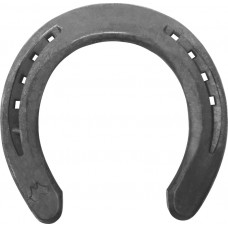 ST. CROIX EQUILIBRIUM AIR FRONT CLIPPED HORSESHOES - SIZE 4 - SINGLE PAIR